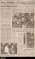 Newspaper - 1996 - Independent - Norco School Feels Crunch