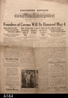 Newspaper - 1898 - Los Angeles Times - International, National, and Local News...