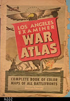 Newspaper - 1942 - Los Angeles Examiner - War Atlas