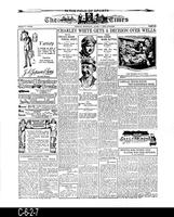 Newspaper - 1916 - Reproduction - Los Angeles Sunday Times - Sports Section...