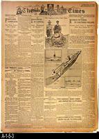 Newspaper - 1914 - Los Angeles Times - International, National, Local News,...