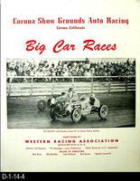 Poster - Big Car Races