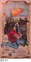 Poster - Orange Blossom Festival