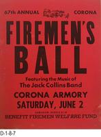 Poster - Fireman's Ball
