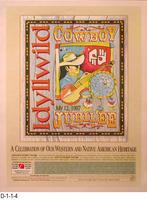 Poster - Idyllwild Cowboy Jubilee