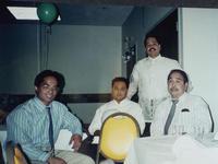 Garcia Silver Wedding Anniversary