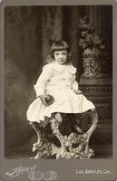 Adelaide Jameson, c. 1904.
