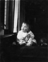 Frederic Elmon Benton, son of Arabella Lezetta Shinner