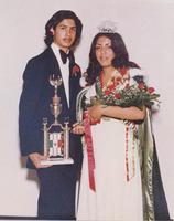 Elizabeth Navarro and Alfred Alcala
