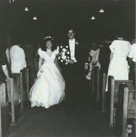 Julie Ann Jimenez Ramirez and Steve Shumway
