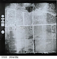 Aerial Photo - 1955 - Main Street - Ontario Avenue is at the center