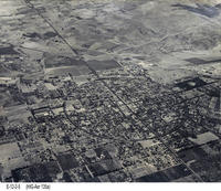 Aerial Photo - 1955 - Aerial View of Corona