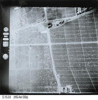 Aerial Photo - 1955 - Main Street - Chase intersection is at the center