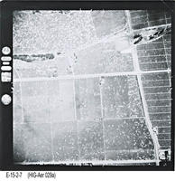 Aerial Photo - 1955 - Main Street - South of Ontario Avenue to Chase Drive