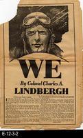 c. 1928 - We - by Charles A. Lindbergh