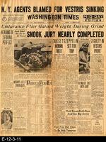 1929 - Graf Zepplin Article