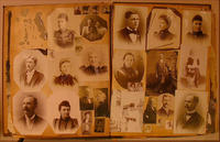 Taylor-Songer Family Photo Album. Pages 30-31
