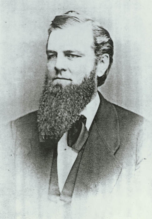 Portrait of George L. Joy