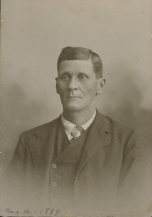 Portrait of Corona founder R.B Taylor.