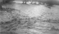 Floodwaters from 1938 Flood