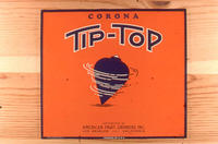 "Citrus label ""Tip Top"" brand.  American Fruit Growers, Inc."