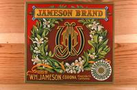 "Citrus label ""Jameson"" brand - W. H. Jameson - Corona"