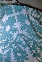 Photograph of a Hawaiian Quilt