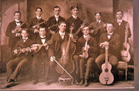 Eleven Member Male String Orchestra