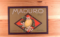 "Citrus label ""Maduro"" brand. - Corona Foothill Lemon Co. - Corona, California..."