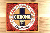 "Citrus label ""Corona"" brand. - National Orange Company - California"