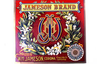 """Citrus label """"Jameson"""" brand. - W. H. Jameson - Corona, California"""