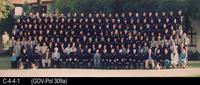 Photo - 1990 - Entire Corona Police Department