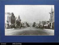 Photo - c. 1890's - Main Street Corona