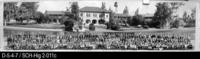 Photo - 1935 - Corona Sr. High School and Student Body