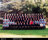 Photo - 1994 - Corona Fire Department - Group Photo
