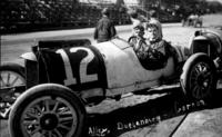 Alley, #12, in his Dussenbug