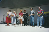 Cinco de Mayo Awards Ceremony, 1996