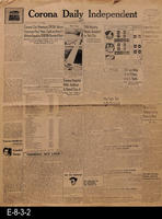 1945 - Regular edition:  WWII News, National, State, and Local News