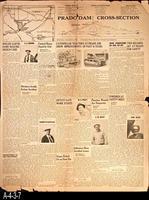 Newspaper - 1939 - The Corona Daily Independent - Prado Dam - December 6, 1939...