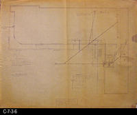 Blueprint - Joe Bridges Market - Sheet 6 - Plumbing and Refrigeration