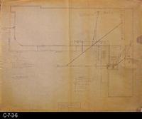 Blueprint - Joe Bridges Market - Sheet 6 - Plumbing and Refrigeration