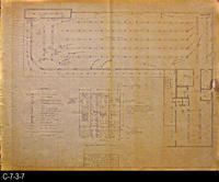 Blueprint - Joe Bridges Market - Sheet 7 - Electrical