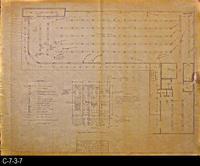Blueprint - Joe Bridges Market - Sheet 7 - Electrical