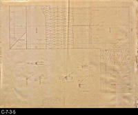 Blueprint - Joe Bridges Market - Sheet 5 - Roof Plan