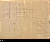 Blueprint - Joe Bridges Market - Sheet 5 - Roof Plan