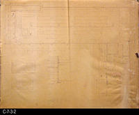 Blueprint - Joe Bridges Market - Sheet 2 - Floor Plan, A/C Schedule, Door &...