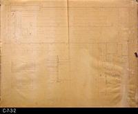 Blueprint - Joe Bridges Market - Sheet 2 - Floor Plan, A/C Schedule, Door &...