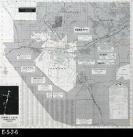 1965 - Corona Street Map
