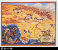 1781 - 1981 - The Historic Ranchos of Los Angeles