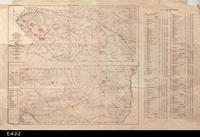 1945 - Map of Riverside County, Ca - Showing the Location of Mines and Mineral...
